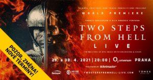 Two Steps From Hell @ Praha, O2 Universum | Hlavní město Praha | Česko