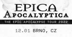 Apocalyptica, Epica @ Brno, Sportovní hala Vodova | Jihomoravský kraj | Česko