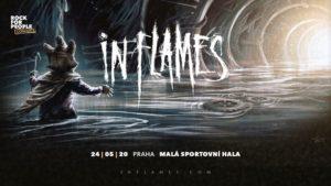 In Flames @ Praha, Malá sportovní hala | Hlavní město Praha | Česko