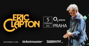 Eric Clapton @ Praha, O2 arena | Hlavní město Praha | Česko