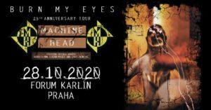 Machine Head @ Praha, Forum Karlín | Hlavní město Praha | Česko