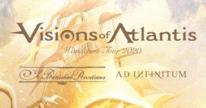 Visions of Atlantis @ Praha, Nová Chmelnice | Hlavní město Praha | Česko