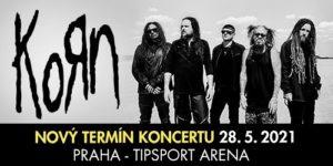 Korn @ Praha, TipSport Arena | Hlavní město Praha | Česko