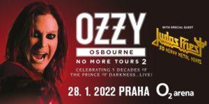 Ozzy Osbourne, Judas Priest @ Praha, O2 arena | Hlavní město Praha | Česko