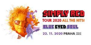 Simply Red @ Praha, Forum Karlín | Hlavní město Praha | Česko