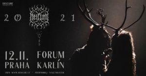 Heilung, Gaahls Wyrd @ Praha, Forum Karlín | Hlavní město Praha | Česko