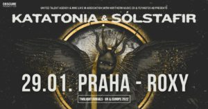 Katatonia, Sólstafir @ Praha, Roxy | Hlavní město Praha | Česko